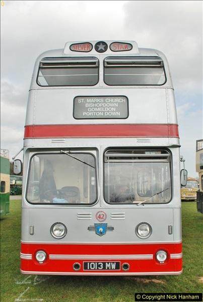 2018-04-07 South East Bus Festival @ Kent Showground, Detling, Nr. Maidstone, Kent.  (207)207
