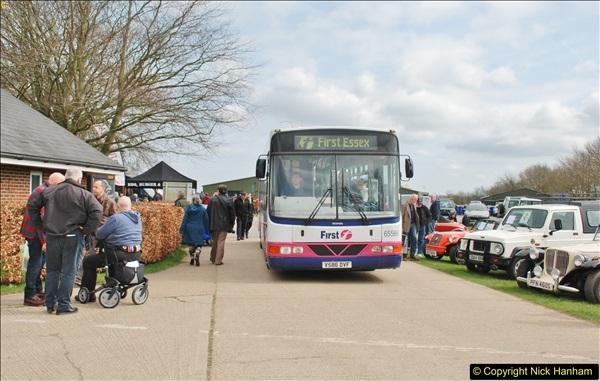 2018-04-07 South East Bus Festival @ Kent Showground, Detling, Nr. Maidstone, Kent.  (238)238