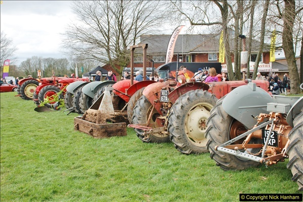 2018-04-07 South East Bus Festival @ Kent Showground, Detling, Nr. Maidstone, Kent.  (249)249