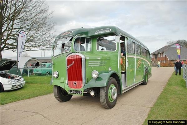 2018-04-07 South East Bus Festival @ Kent Showground, Detling, Nr. Maidstone, Kent.  (258)258