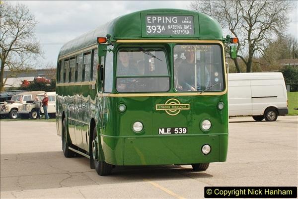 2018-04-07 South East Bus Festival @ Kent Showground, Detling, Nr. Maidstone, Kent.  (268)268