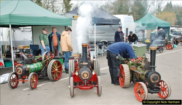 2018-04-07 South East Bus Festival @ Kent Showground, Detling, Nr. Maidstone, Kent.  (296)296