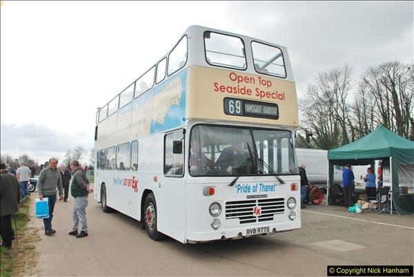2018-04-07 South East Bus Festival @ Kent Showground, Detling, Nr. Maidstone, Kent.  (306)306