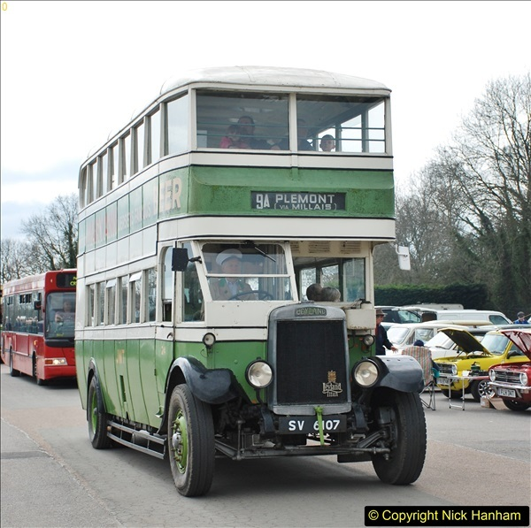 2018-04-07 South East Bus Festival @ Kent Showground, Detling, Nr. Maidstone, Kent.  (330)330