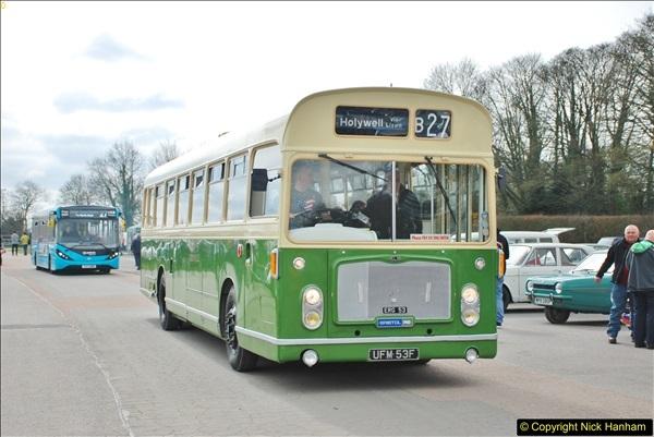 2018-04-07 South East Bus Festival @ Kent Showground, Detling, Nr. Maidstone, Kent.  (333)333