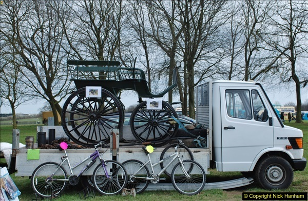 2018-04-07 South East Bus Festival @ Kent Showground, Detling, Nr. Maidstone, Kent.  (369)369