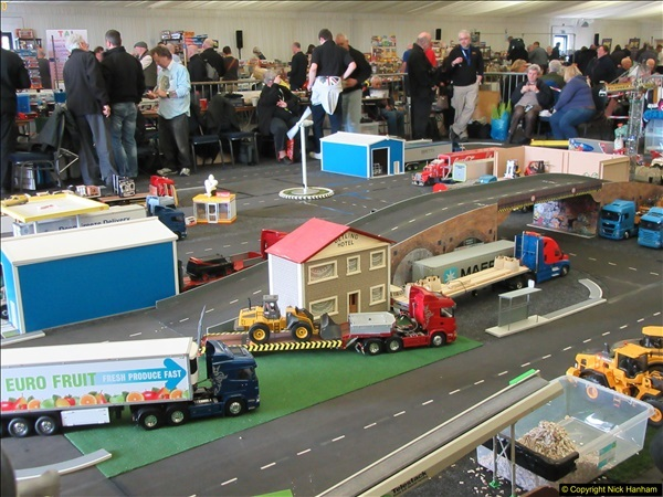 2018-04-07 South East Bus Festival @ Kent Showground, Detling, Nr. Maidstone, Kent.  (375)375