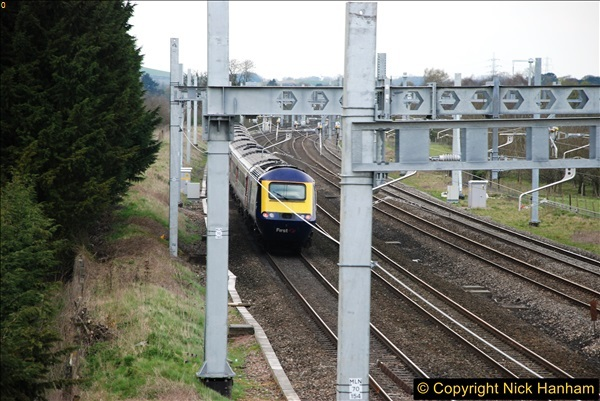 2016-04-14 GW Main Line near Pangbourne, Berkshire.  (5)0112