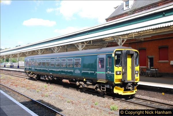 2017-04-19 Exeter St.Davids, Exeter, Devon.  (22)0581