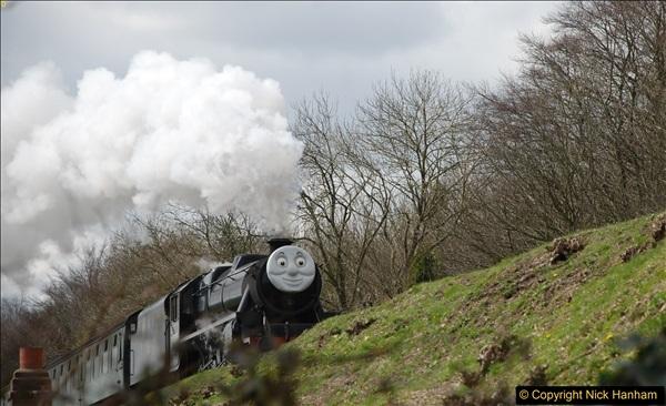 2016-03-31 Mid Hants Railway.  (8)028