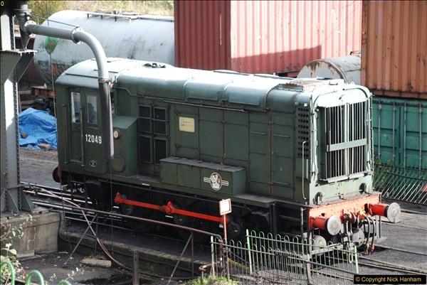 2016-11-10 Mid Hants Railway, Ropley Shed.  (6)040