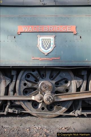 2016-11-10 Mid Hants Railway, Ropley Shed.  (18)052