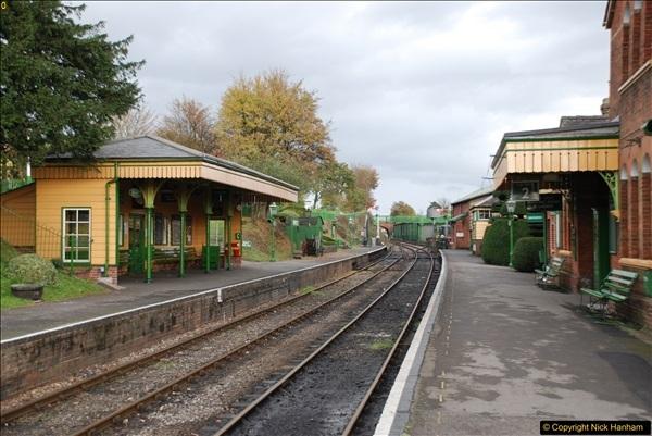 2016-11-10 Mid Hants Railway, Ropley Shed.  (30)064