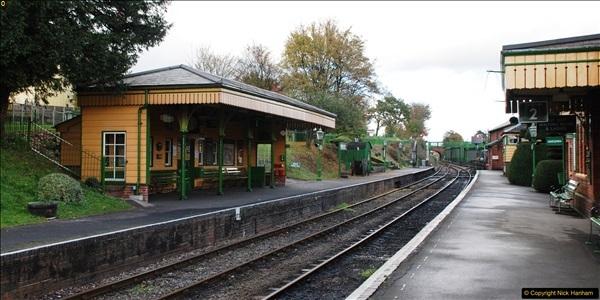 2016-11-10 Mid Hants Railway, Ropley Shed.  (31)065