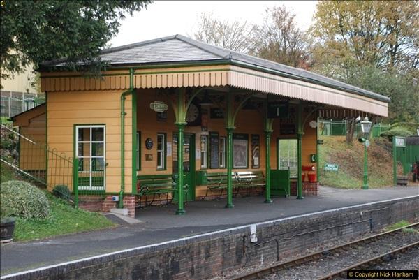 2016-11-10 Mid Hants Railway, Ropley Shed.  (36)066