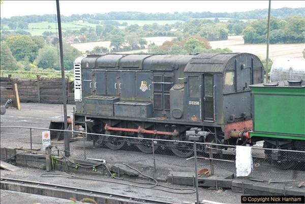 2017-09-20 Mid Hants Railway.  (5)074