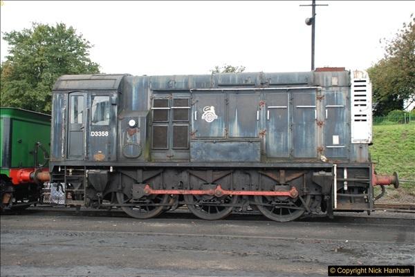2017-09-20 Mid Hants Railway.  (21)090