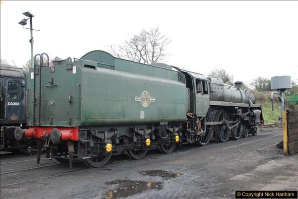 2017-12-02 Mid Hants Railway Santa Specials.  (19)142