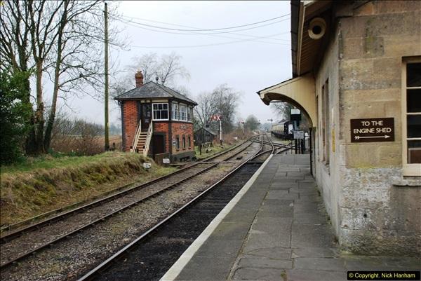 2016-03-18 East Somerset Railway, Cranmore, Somerset.  (6)06