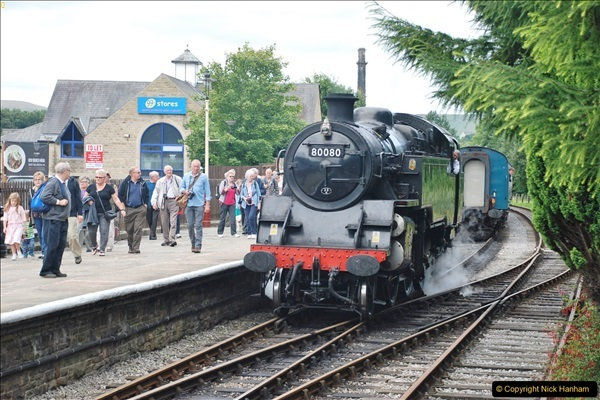 2016-08-05 At the East Lancashire Railway.  (34)034