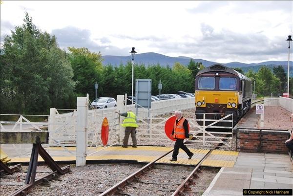 2017-08-24 The Royal Scotsman on the Strathspey Railway.  (4)203