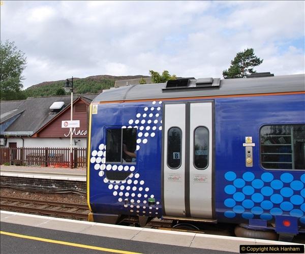 2017-08-24 The Royal Scotsman on the Strathspey Railway.  (5)204