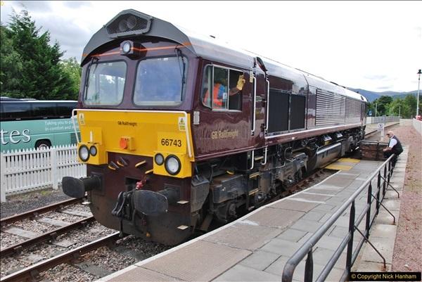 2017-08-24 The Royal Scotsman on the Strathspey Railway.  (8)207
