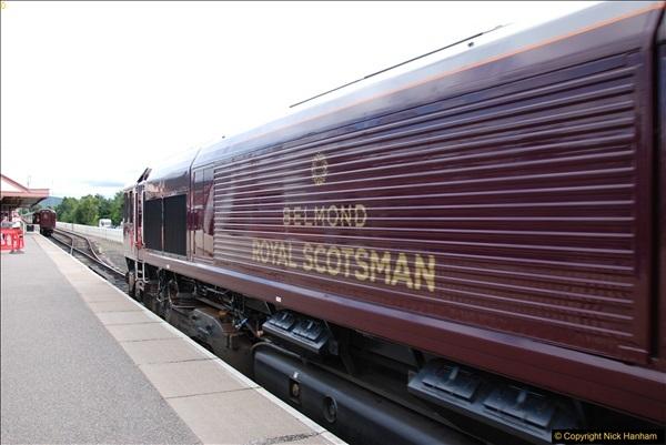 2017-08-24 The Royal Scotsman on the Strathspey Railway.  (9)208