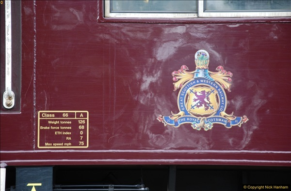 2017-08-24 The Royal Scotsman on the Strathspey Railway.  (14)213