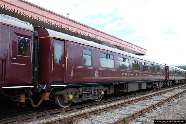 2017-08-24 The Royal Scotsman on the Strathspey Railway.  (18)217