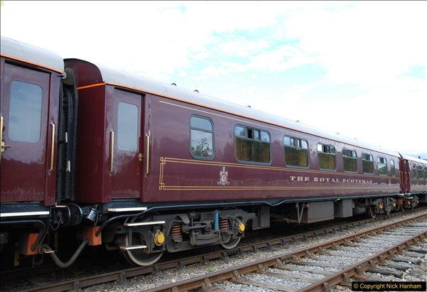 2017-08-24 The Royal Scotsman on the Strathspey Railway.  (19)218