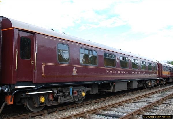 2017-08-24 The Royal Scotsman on the Strathspey Railway.  (20)219