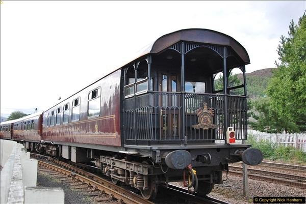 2017-08-24 The Royal Scotsman on the Strathspey Railway.  (31)230