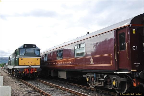 2017-08-24 The Royal Scotsman on the Strathspey Railway.  (34)233