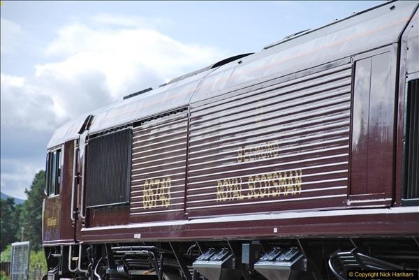 2017-08-24 The Royal Scotsman on the Strathspey Railway.  (41)240