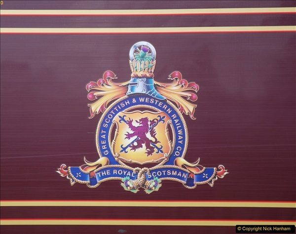 2017-08-24 The Royal Scotsman on the Strathspey Railway.  (43)242