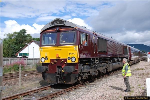 2017-08-24 The Royal Scotsman on the Strathspey Railway.  (46)245