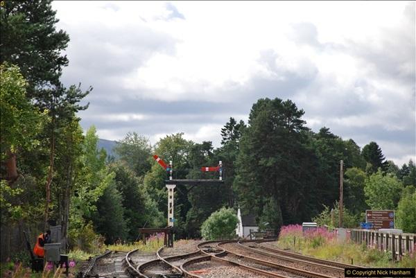 2017-08-24 The Royal Scotsman on the Strathspey Railway.  (49)248