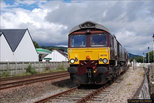 2017-08-24 The Royal Scotsman on the Strathspey Railway.  (51)250