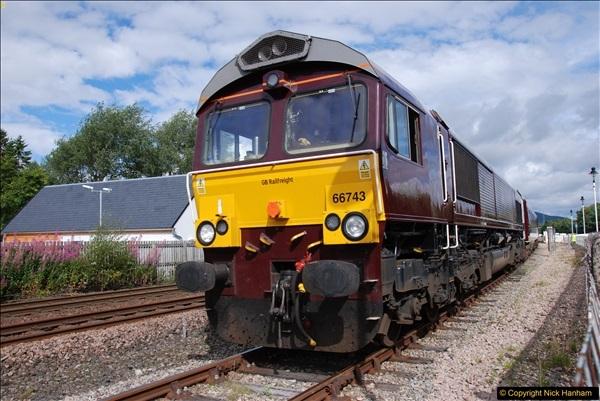2017-08-24 The Royal Scotsman on the Strathspey Railway.  (52)251