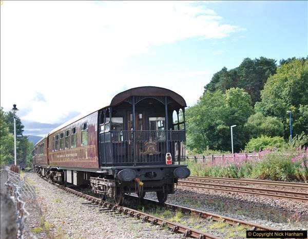 2017-08-24 The Royal Scotsman on the Strathspey Railway.  (55)254
