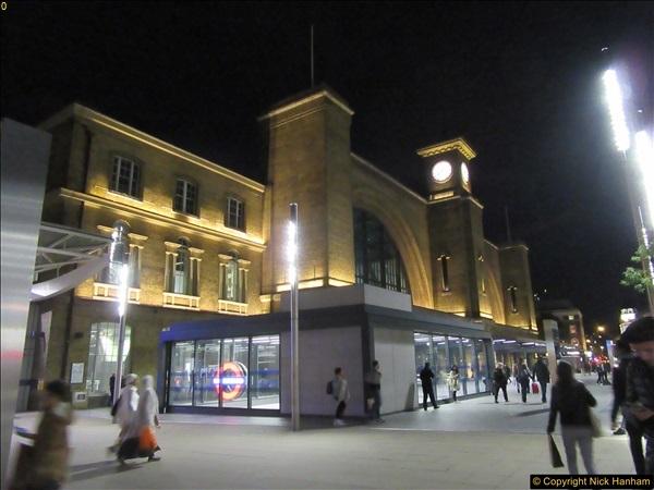 2017-09-17 St. Pancras & Euston at night.  (14)170