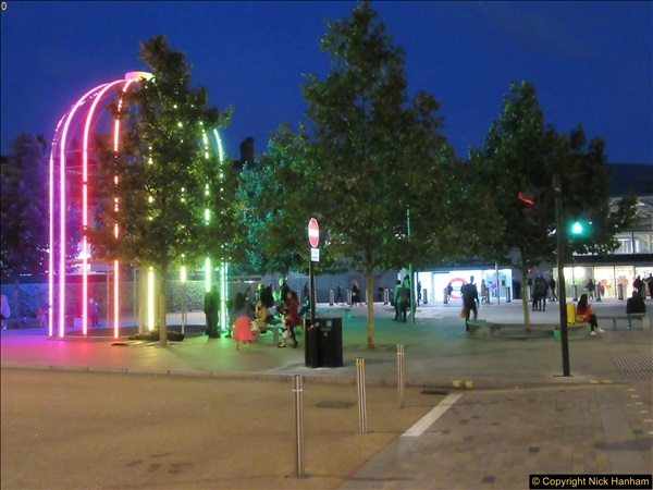 2017-09-17 St. Pancras & Euston at night.  (16)172