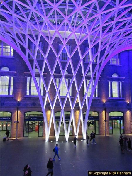 2017-09-17 St. Pancras & Euston at night.  (22)178