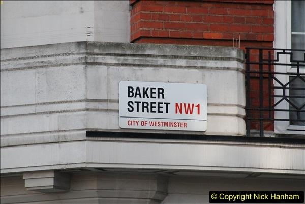 2018-06-09 Baker Street, London.  (1)069
