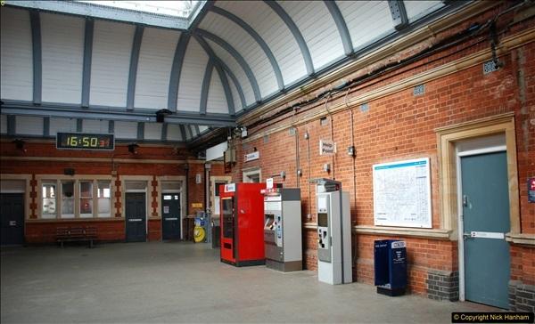 2018-06-19 St. Margarets, Ware & Hertford East stations, Hertfordshire.  (23)159