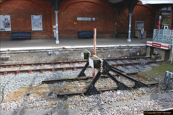 2018-06-19 St. Margarets, Ware & Hertford East stations, Hertfordshire.  (27)163