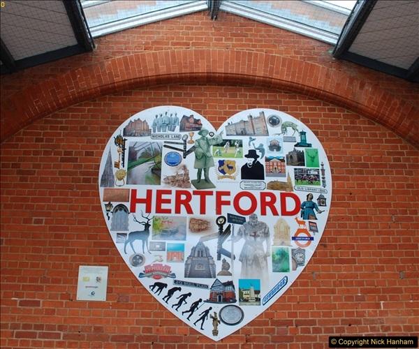 2018-06-19 St. Margarets, Ware & Hertford East stations, Hertfordshire.  (28)164