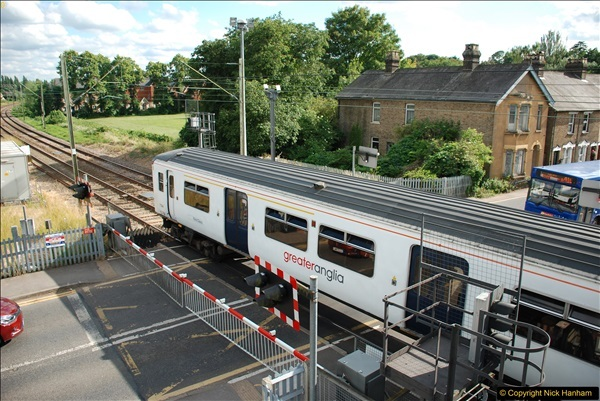 2018-06-19 St. Margarets, Ware & Hertford East stations, Hertfordshire.  (40)176