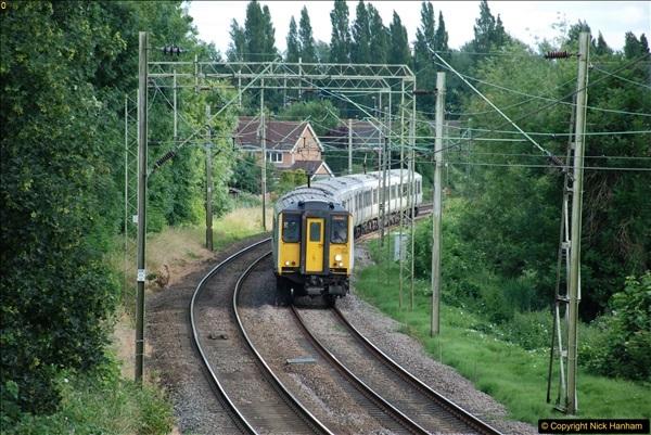 2018-06-19 St. Margarets, Ware & Hertford East stations, Hertfordshire.  (42)178